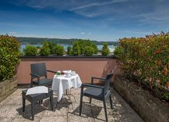Sirio Hotel - Dormelletto - Balkon