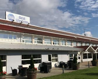 Best Western Hotell Ljungby - Ljungby - Edificio