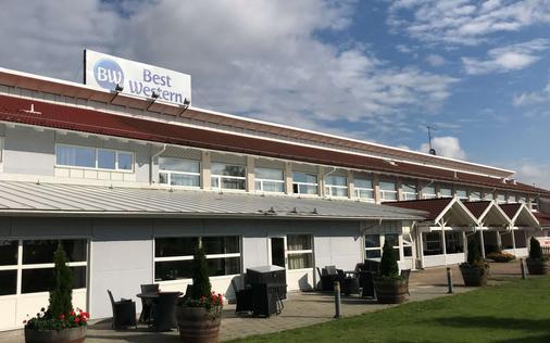 Best Western Hotell Ljungby - Ljungby - Building
