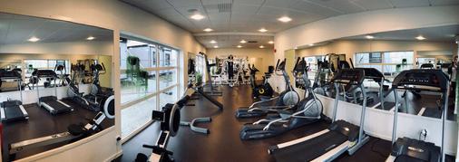 Best Western Hotell Ljungby - Ljungby - Gym
