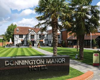 Donnington Manor Hotel - Sevenoaks - Building