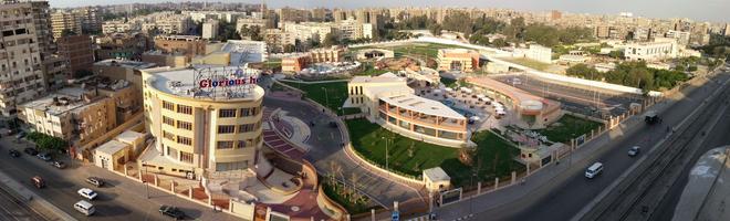 輝煌酒店 - 開羅 - 開羅 - 室外景