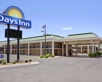 Days Inn by Wyndham Las Cruces - Las Cruces - Gebouw
