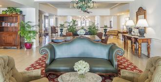 Dunes Manor Hotel And Dunes Suites - Ocean City - Lobby