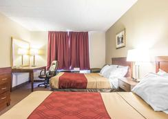 Econo Lodge - Orillia - Bedroom