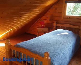 Domaine du Hulobiet - Givet - Bedroom
