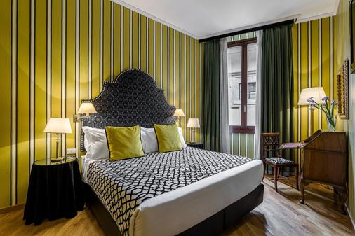 Room Mate Isabella - Firenze - Makuuhuone