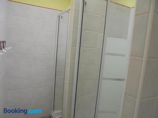 Albergue Areitz Soroa - Mercadillo - Bathroom