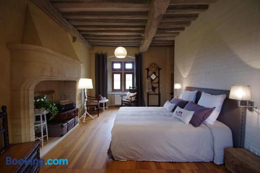 Le Manoir du Pont Senot - Balleroy-sur-Drôme - Bedroom