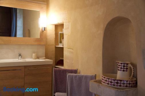 Le Manoir du Pont Senot - Balleroy-sur-Drôme - Bathroom