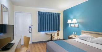 Motel 6 Fredericksburg - פרדריקסברג - חדר שינה
