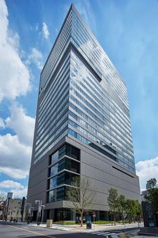 Mitsui Garden Hotel Nagoya Premier - Nagoya - Rakennus
