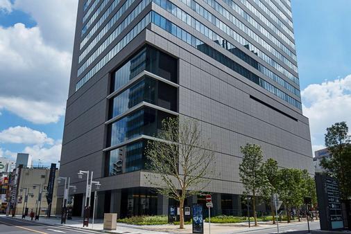 Mitsui Garden Hotel Nagoya Premier - Nagoya - Toà nhà