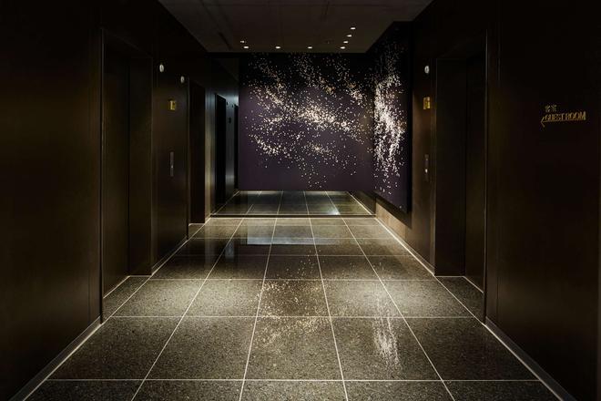 Mitsui Garden Hotel Nagoya Premier - Nagoya - Διάδρομος