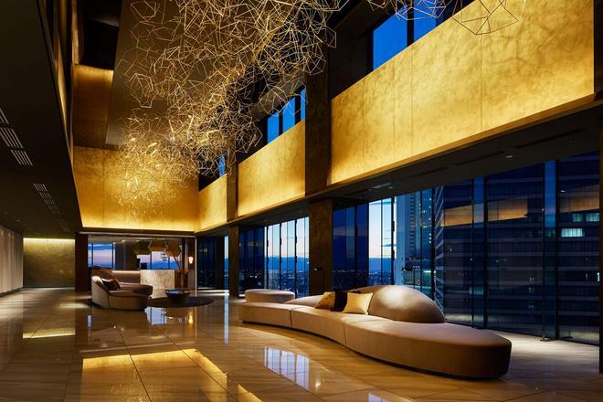 Mitsui Garden Hotel Nagoya Premier - Nagoya - Σαλόνι ξενοδοχείου