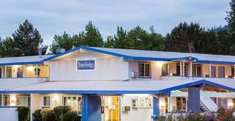 格蘭茲帕斯旅遊賓館 - 格蘭次帕斯 - 格蘭特帕斯 - 建築