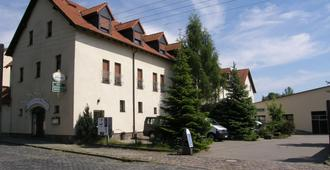 Hotel Zum Abschlepphof - לייפציג - בניין