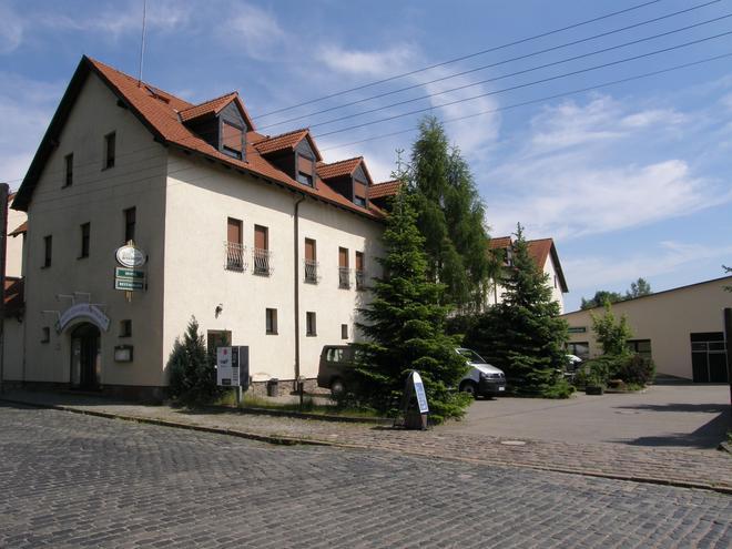 祖默艾博斯朋霍夫酒店 - 萊比錫 - 建築