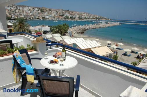 Portobelis Apartments - Sitia - Balcony