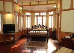 The Heritage Club - Tripura Castle - Shillong - Schlafzimmer