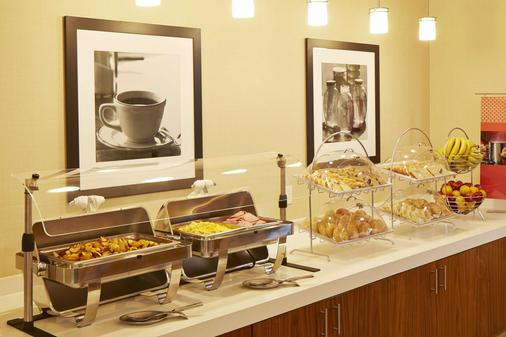 Hampton Inn San Diego/Mission Valley - San Diego - Buffet