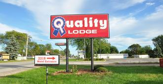 Quality Lodge Sandusky - Sandusky - Building