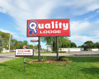 Quality Lodge Sandusky - Santa Monica - Gebouw