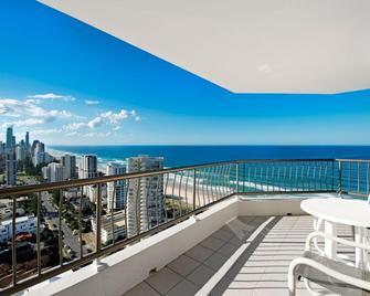 Ultiqa Beach Haven At Broadbeach - Broadbeach - Balcony