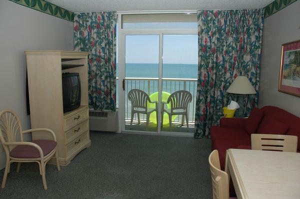 Sea Dip - Myrtle Beach - Living room