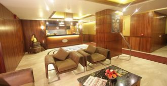 Hotel Suhim Portico - Gangtok - Restaurante
