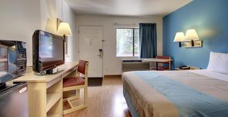 Motel 6 Des Moines Ia - דה מואן - חדר שינה