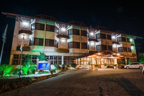 Hotel Aguas Claras - Gramado - Bâtiment