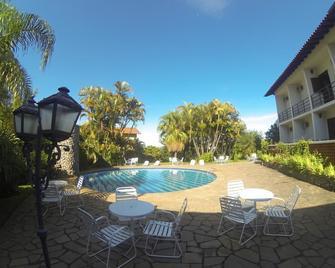 Urupes Park Hotel - Varginha - Zwembad
