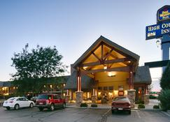 Best Western Plus High Country Inn - Ogden - Edificio