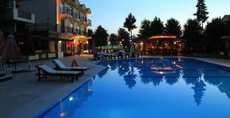 Harman Hotel - Fethiye - Piscine