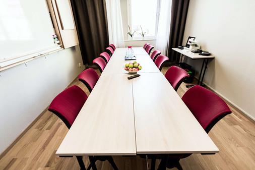 Scandic Uplandia - Uppsala - Dining room