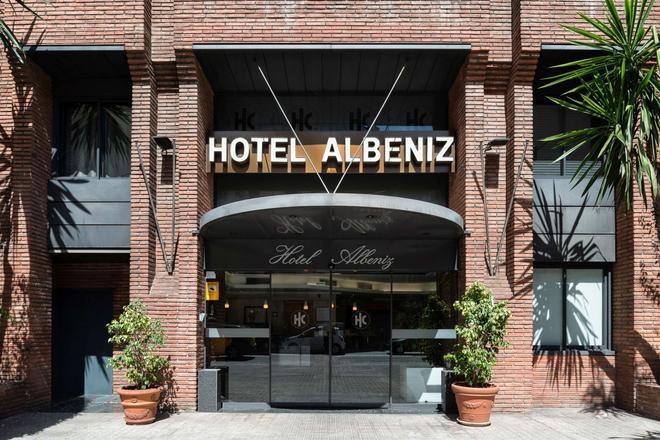 Catalonia Albeniz - Βαρκελώνη - Κτίριο