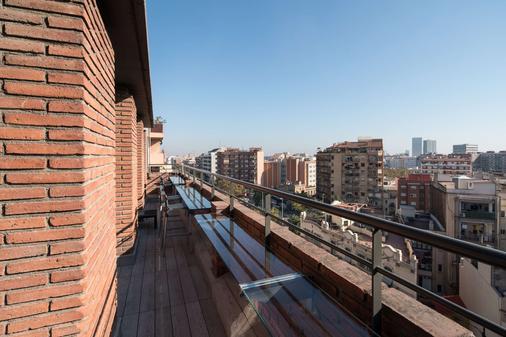Catalonia Albeniz - Barcelona - Parveke