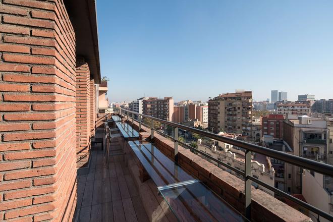 Catalonia Albeniz - Βαρκελώνη - Μπαλκόνι