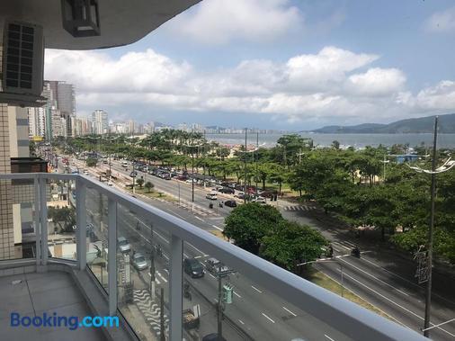Hotel Imperador - Santos - Balkon