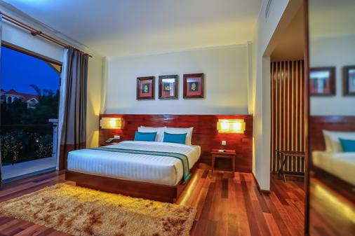The Privilege Floor By Lotus Blanc - Siem Reap - Bedroom