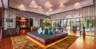 The Privilege Floor By Lotus Blanc - Siem Reap - Lobi