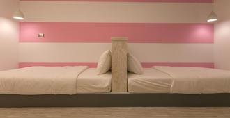 Bayhouse Comfortel Hualien Hostel - Hualien City - Habitación