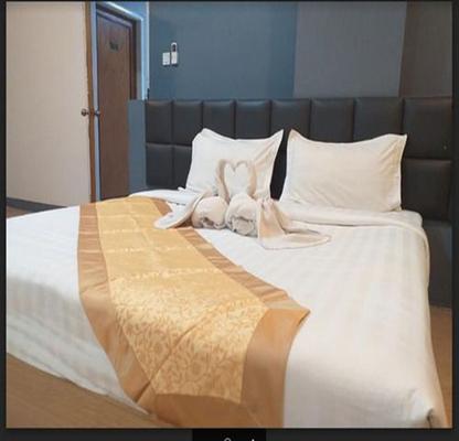 Lanmadaw Plaza Hotel China Town - Yangon - Bedroom