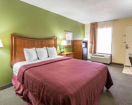 Quality Inn Merchants Drive - Knoxville - Makuuhuone
