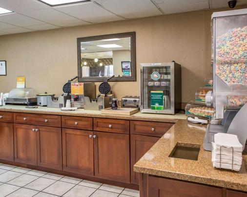 Quality Inn Merchants Drive - Knoxville - Buffet
