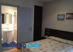 Hotel Nautico - Thị trấn Vigo - Phòng ngủ