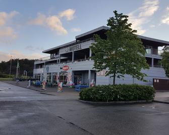 Motell Svinesundparken - Halden - Building