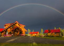 Northern Lights Resort & SPA - Whitehorse - Building