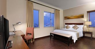 Grand Dafam Ancol Jakarta - ג'קרטה - חדר שינה
